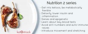 Nutrition 2 - Goals